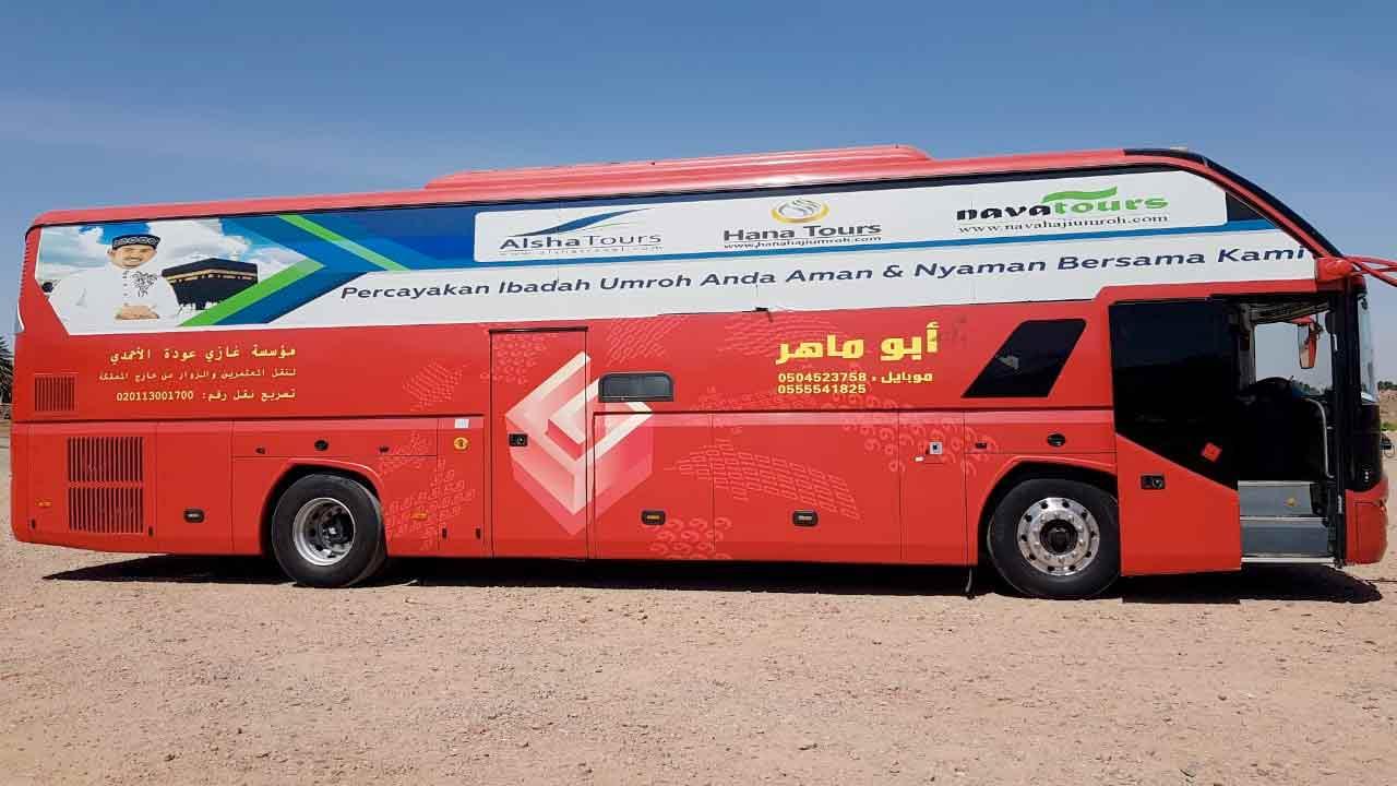 bus travel umroh jakarta alsha travel news